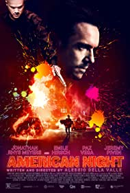 Poster American Night