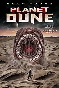 Poster Planet Dune