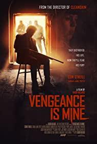 Poster Vengeance Is Mine