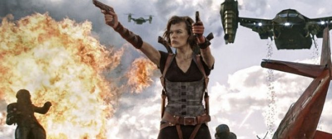 Creaturi de dimensiunea unor dinozauri în Resident Evil: Răsplata