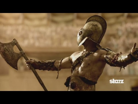 """""""Spartacus: Blood and Sand"""""""