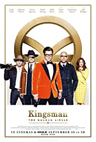 Kingsman: The Golden Circle, 2017