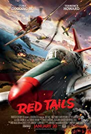 Red Tails, 2012